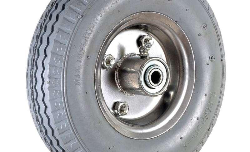 "9"" Pneumatic Wheel, 300 lb"