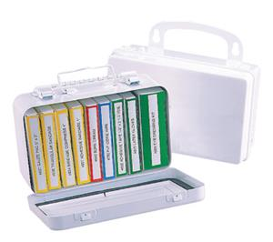 10 PERSON ANSI FIRST AID KIT W/EYE WASH