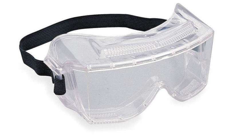3M 40300-00000-10 Centurion Safety Impact Goggle Clear
