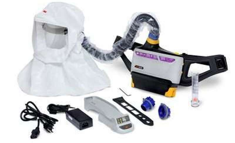 3M TR-800-ECK Air Purifying Respirator Easy Clean Kit