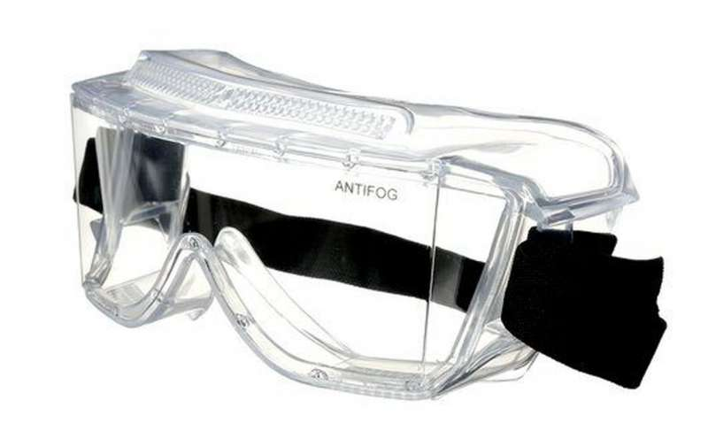 3M Centurion 40301-00000 Safety Impact Goggle 452AF Clear Anti-Fog