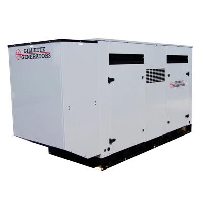 210 kW Gillette Diesel Generator – AG / Poultry